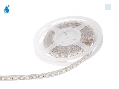 2m LED Stripe kaltweiß 24Vdc 15W/m 915lm/m 72LEDs/m IP67