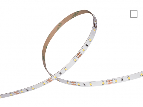LED Stripe neutralweiß 12Vdc 12W/m 1200lm/m 60LEDs/m