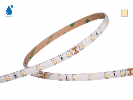 10m LED Stripe warmweiß 24Vdc 4W/m 290lm/m 60LEDs/m IP54