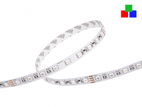 LED Stripe RGB 36Vdc 14W/m 520lm/m 54LEDs/m KSQ XLine
