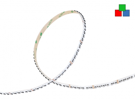 LED Stripe RGB 24Vdc 24W/m 850lm/m 120LEDs/m 3,0m
