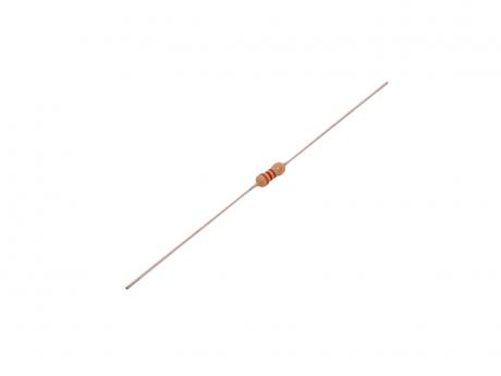 Widerstand 120 Ohm 1/4 Watt axiale Bauform
