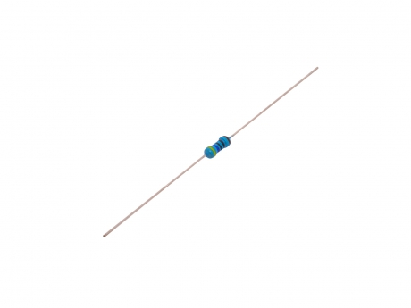 Widerstand 470 Ohm 1/4 Watt axiale Bauform