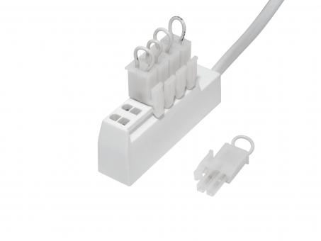 LED AMP 6-fach Konstantstromverteiler für Stockholm Einbauspot
