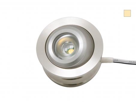 LED Einbauleuchte Cursa-Eye 700mA warmweiß
