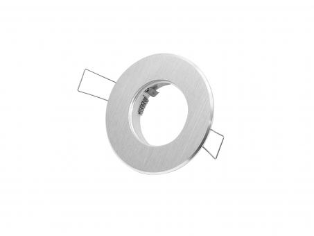 1-fach Einbaurahmen rund für Cursa 2.5W -Aluminium-