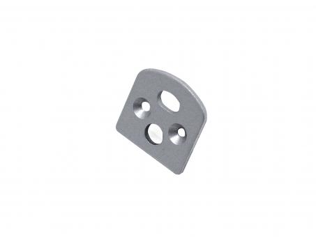Endkappe LED Aluminiumprofil edge-line 3