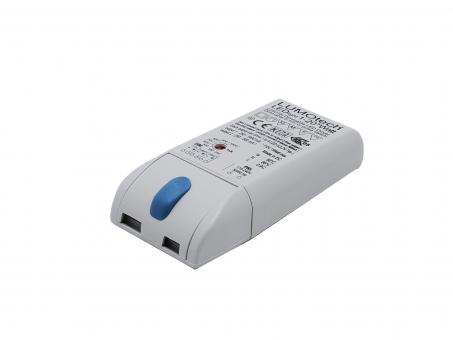 LED 2-Kanal-Konverter Lumotech 33Vdc 250-1000mA 0-10Vdim