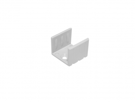 Montageklammer für LED Alu Slim 15mm Aluminium