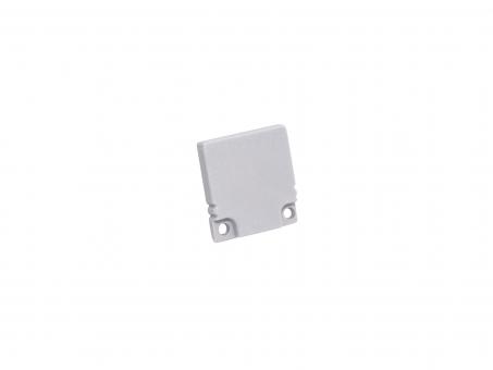 Endkappe LED Aluminium Profil XXLine High, Kunststoff