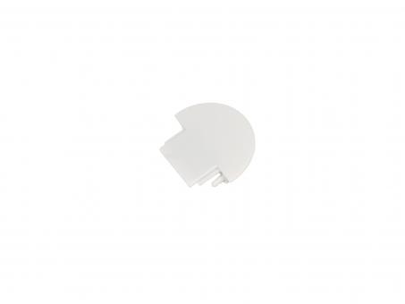 Endkappe LED Alu T-Profil AL-PU5 Kunststoff grau
