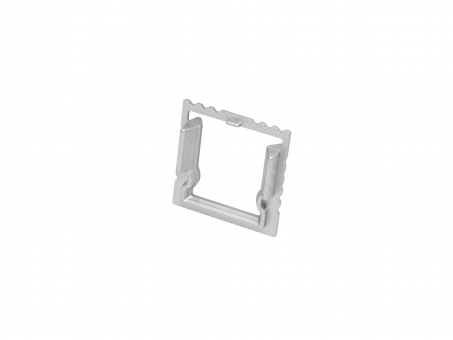 Verbinderstück für LED Alu U-Profil 35mm Aluminium