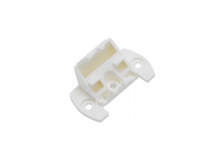 Montageklipp Kunststoff für Alu edge-line 2/3/TRENOVA Profile 45 45 Grad