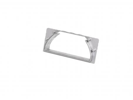 Verbinder für LED Aluminium U-Profil 80mm, Aluminium