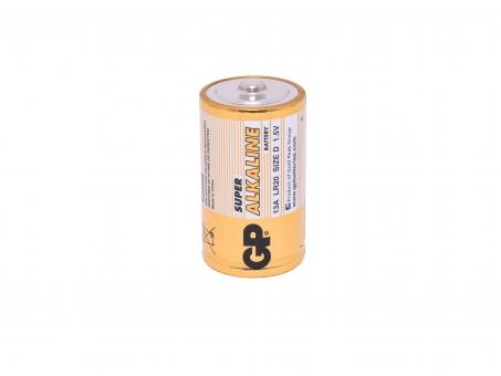 1,5V GP Mono Batterie Super Alkaline Serie 19000mAh TypD
