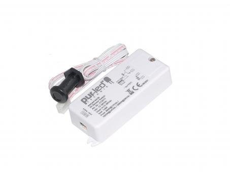 Lichtschranke / berührungsloser Schalter inkl. Sensor 12-36Vdc 8A