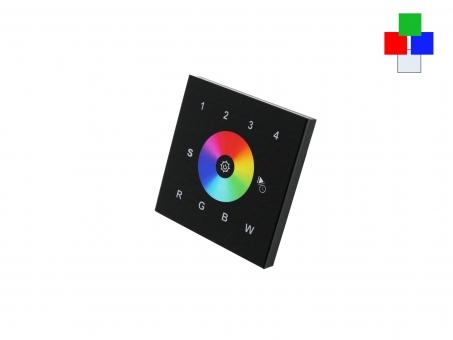 TRELIGHT Vega RGB(W) Funk Wandsteuerung weiß weiß