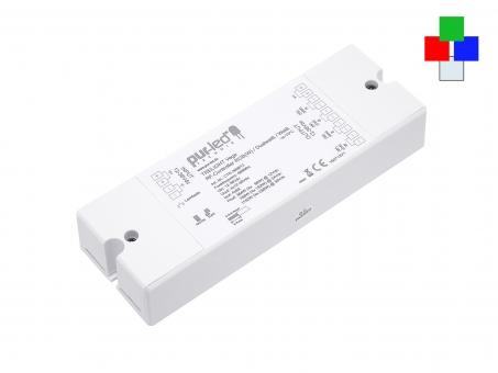 TRELIGHT Vega LED Controller RGB(W) 12-36Vdc 4x8A CV