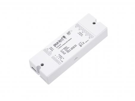 LED Dimmer analog 4x0/1-10V 12-24Vdc 4x7A
