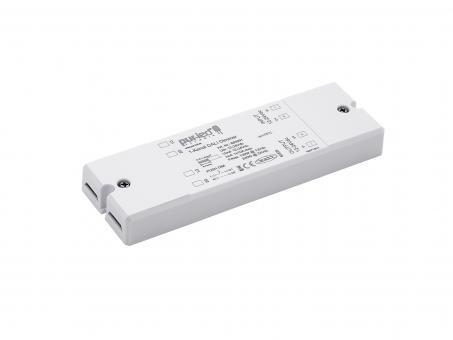 LED Dimmer DALI 12-24Vdc 1x10A mit Tastereingang