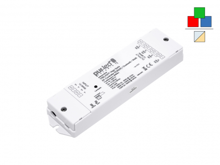 TRELIGHT Vega LED Controller 4-Kanal 12-36Vdc 4x5A CV