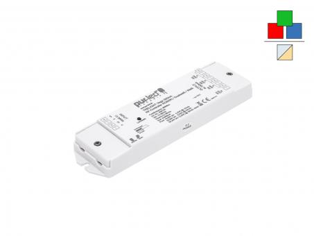 TRELIGHT Vega LED Controller 4-Kanal 12-36Vdc 350mA CC