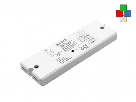 ZigBee RGB-CCT LED Controller 12-24Vdc 5x4A CV