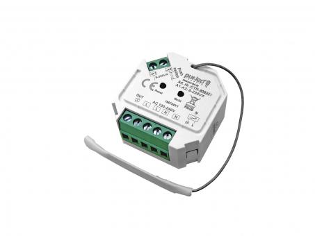 ZigBee LED Dimmer Controller mini Unterputz 230Vac