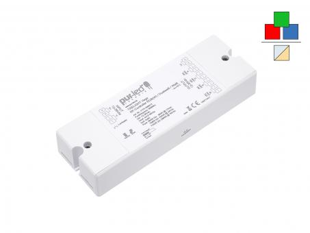 TRELIGHT Vega LED Controller 4-Kanal 12-36Vdc 4x8A CV