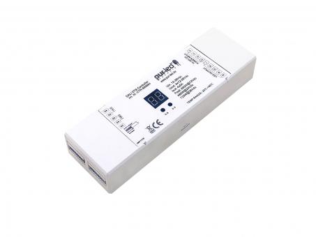LED Dimmer DALI DT8 RGB(W) 12-36Vdc 4x5A