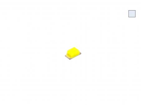 LED SMD 0603 kaltweiß ultrahell 550mcd max.
