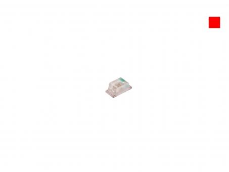 LED SMD 0603 rot ultrahell 150mcd max.