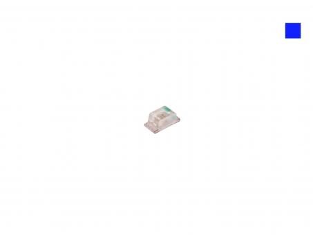 LED SMD 0603 blau ultrahell 120mcd max.