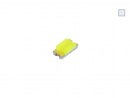 LED SMD 0805 kaltweiß ultrahell 520mcd max. 120°