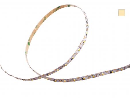 LED Stripe warmweiß 12Vdc 10W/m 630lm/m 60LEDs/m Curve Slim