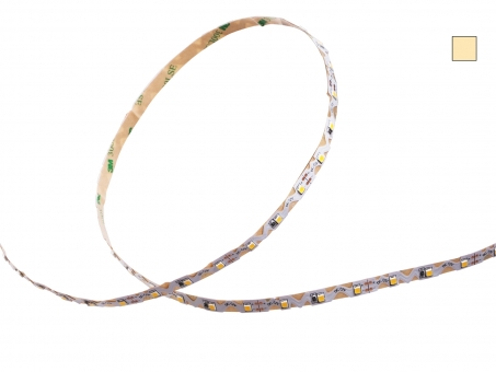LED Stripe warmweiß 12Vdc 10W/m 870lm/m 60LEDs/m Curve 5,0m 5,0m