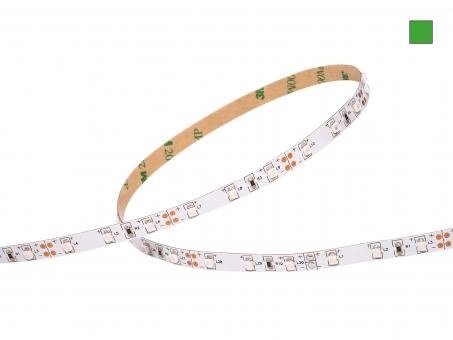 LED Stripe grün 12Vdc 4W/m 240lm/m 60LEDs/m 5,0m