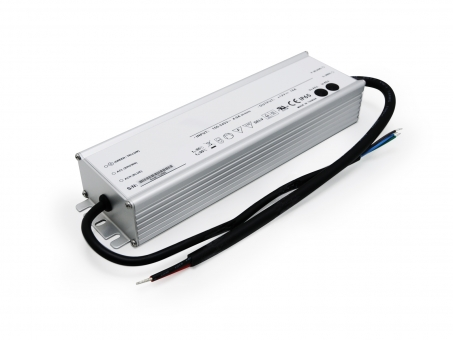 LED Netzteil 12Vdc +/-10% 192W 16A dimmb. 1-10V In-/Outdoor IP67