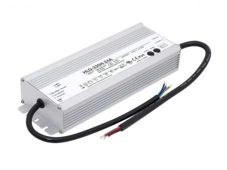 LED Netzteil 24Vdc +/-10% 320W 13,3A In-/Outdoor IP65