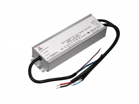 LED-Netzteil 24Vdc +/-10% 150W 6,3A dim. 1-10V In-/Outd. IP67