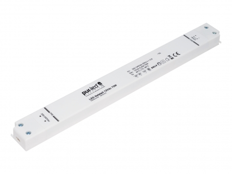 LED Netzteil 12Vdc 75W 6,25A Indoor slim