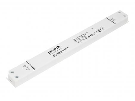 LED Netzteil 24Vdc 75W 3,1A Indoor slim