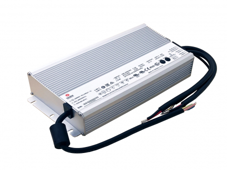 LED Netzteil 24Vdc +/-10% 600W 25A In-/Outdoor IP65