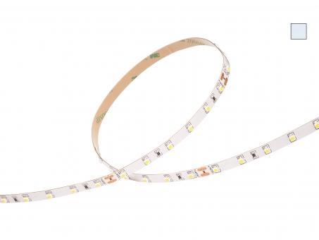 LED Stripe kaltweiß 24Vdc 4,5W/m 390lm/m 60LEDs/m 1CHIP 1,0m 1,0m