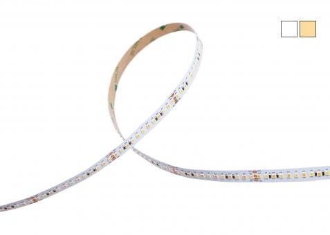 DUAL LED Stripe CCT 24Vdc 28W/m 2.600lm/m 168LEDs/m