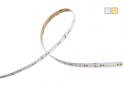 LED Stripe CCT 24Vdc 28W/m 2.700lm/m 168LEDs/m 4,0m 4,0m