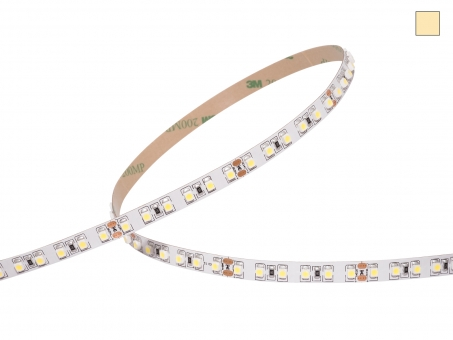 LED Stripe warmweiß 24Vdc 10,0W/m 800lm/m 120LEDs/m 1C 3,0m 3,0m