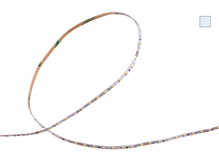 LED Stripe kaltweiß 24Vdc 8,5W/m 840lm/m Slim 140LEDs/m 3,0m 3,0m
