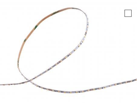 LED Stripe neutralweiß 24Vdc 8,5W/m 830lm/m 140LEDs/m Slim 1m