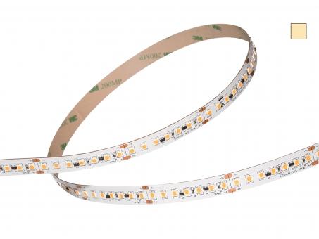 LED Stripe warmweiß 24Vdc 25W/m 2350lm/m 140LEDs/m 1C 1,0m 1,0m